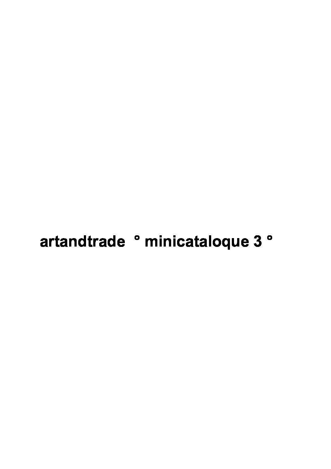 MINIKATALOG 3 > download